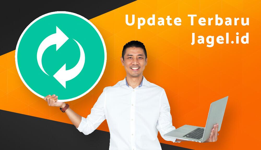 Update Jagel.id V2.93 [15 Maret 2021]